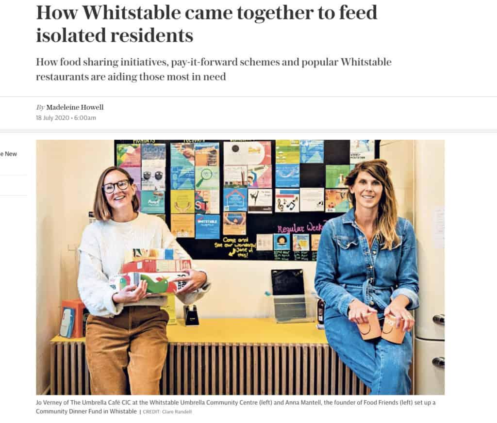 Telegraph Whitstable Community